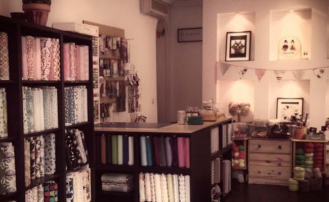 trapo Las 7 mejores tiendas craft en Madrid