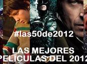 Mejores película 2012 según lectores