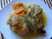 Muslos pollo escabeche
