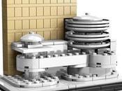 Guggenheim Pinterest sortea modelo Lego Sede Nueva York