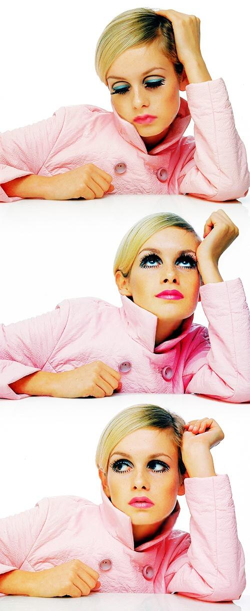 Beauty Inspiration: Las Bananas de Twiggy y de Edie