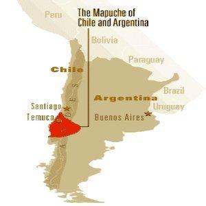 Tierra Mapuche