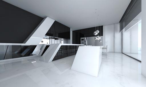Nueva propuesta para el interiorismo de la vivienda a cero for Cocinas joaquin torres