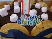 Jueves entre pasteles:tarta chocolate galletas