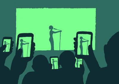 Jean Jullien, ilustrando como nos afectan las nuevas tecnologías