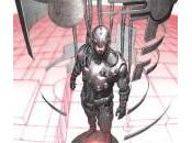 Reveladas nuevas portadas, teasers dibujos Ultron