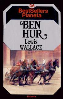 Libro 6: Ben Hur de Lewis Wallace