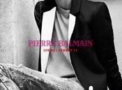 Campaña Pierre Balmain Primavera 2013