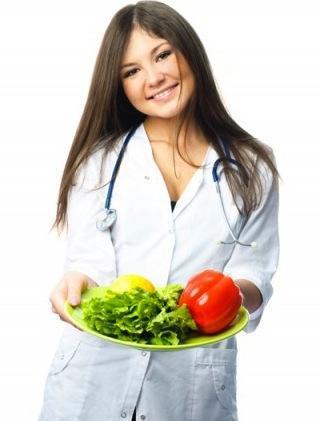Dieta vegetariana y salud