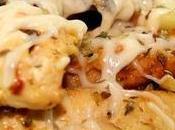 Pollo Relleno Receta pollo cebolla, queso avellanas Horno