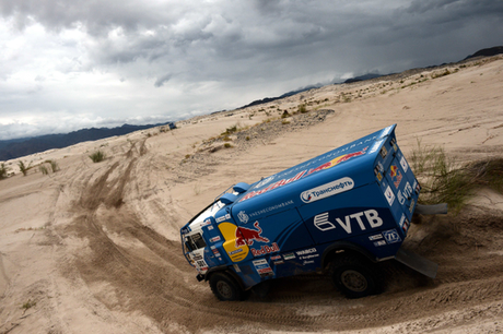 Eduard NIKOLAEV, campeón Dakar en camiones