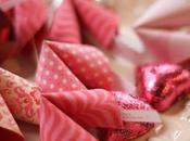 Cuatro formas ofrecer mensajes Valentin
