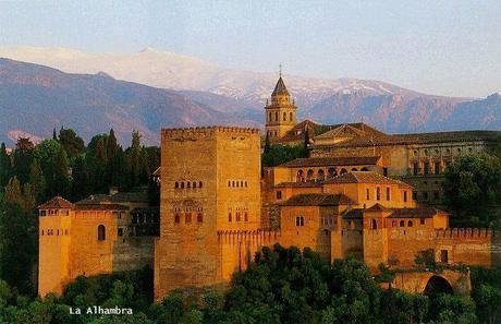 Vida en los leones de la Alhambra
