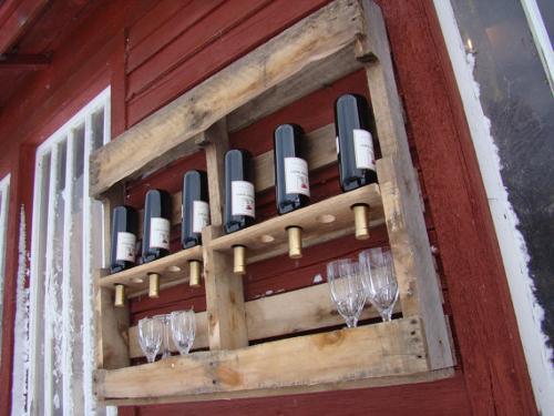 Recicla y crea con palets de madera paperblog for Deco en palet de madera