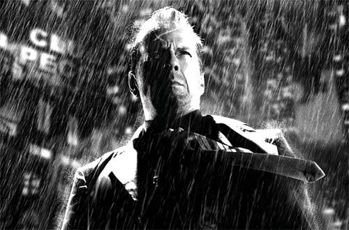 Bruce Willis estará en 'Sin City: A Dame to Kill For'