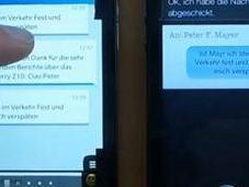 Vídeo muestra como Blackberry entiende mejor iPhone