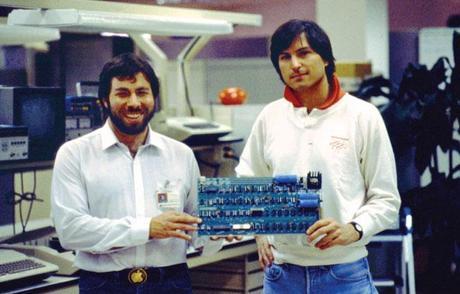 Steve Jobs Wozniak