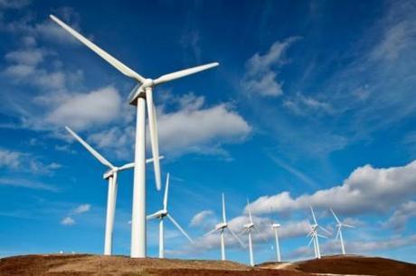 Nuevo récord de producción diaria para la Energía eólica