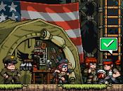 Últimas imágenes Mercenary Kings, juego acción pixelada mucho ofrecer