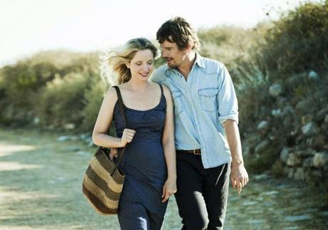 """Imágenes de """"Before Midnight"""", con Julie Delpy y Ethan Hawke"""