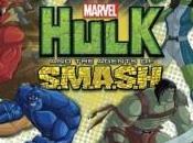 Avengers Assemble Hulk Agents S.M.A.S.H. están pocos meses