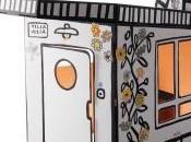 Juguetes cartón, cinco diseños originales