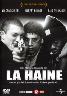 La Haine (1995) Mathieu Kassovitz | NOT THE CRITIC'S CHOICE