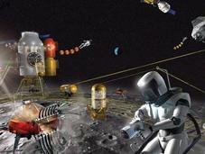 Explotación minera asteroides espacio