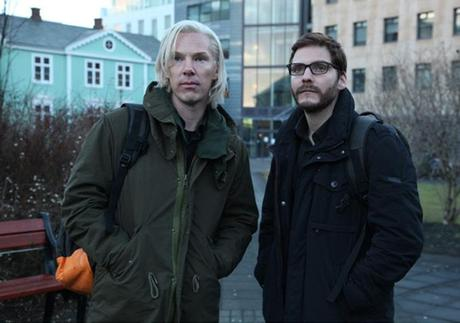 "Primera imagen de Benedict Cumberbatch caracterizado como Julian Assange para ""The Fifth Estate"""