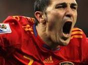 David Villa podría jugar Inglaterra