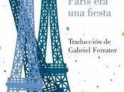 París fiesta-Ernerst Hemingway