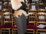 Pasarela famososas semana moda París