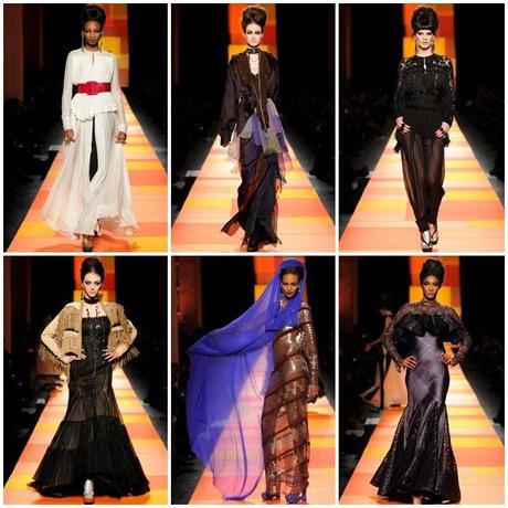Haute Couture SS13: Jean Paul Gaultier