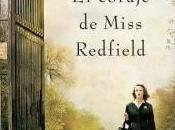 coraje Miss Redfield. Cañil