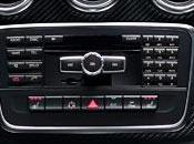 Mercedes Clase está siempre línea iPhone Drive Plus