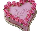 Tartas enamorados Valentín