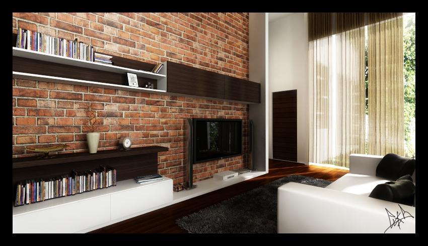 Maximiza tu espacio en el sal n paperblog - Muebles para televisiones planas ...