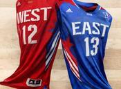 Oeste Este, engalanan para juego estrellas