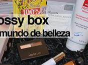 glossy box, mundo belleza