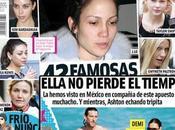 Extraña Pareja: Demi Moore Piero