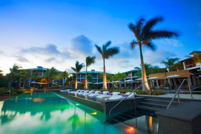 Hotel W Vieques Color De La Mano De Patricia Urquiola