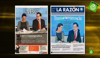 El Intermedio 22/1/2013