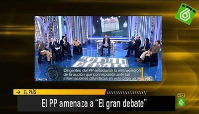 El Intermedio 21/1/2013