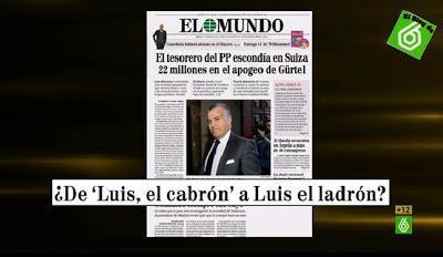 El Intermedio 17/1/2013