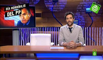 El Intermedio 17/1/2013