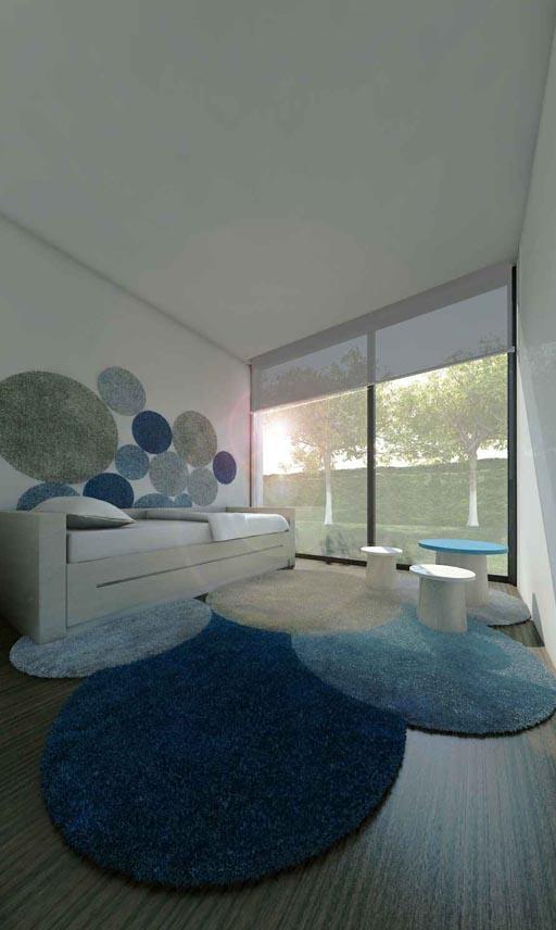 Proyecto de interiorismo para una vivienda A-cero en ...