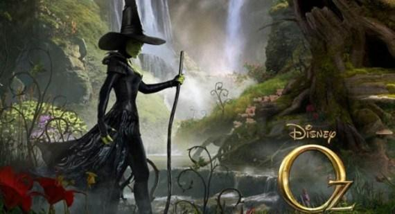 Oz The Great and Powerful online