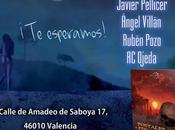Nueva presentación postales, esta Valencia... y...