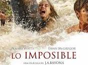 IMPOSSIBLE, imposible) (España, 2012) Drama