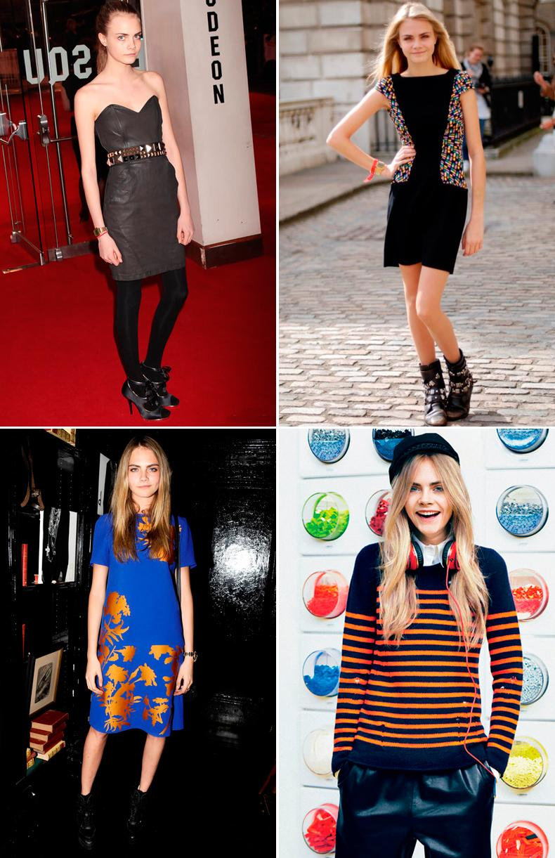 Relevance of Fashion Icons on Mainstream Fashion and the Consumer